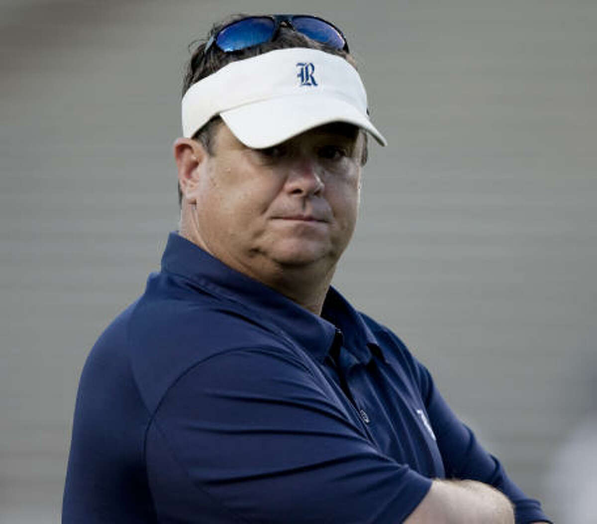 Bailiff's Rice Owls will seek their first victory of the season as they host Vanderbilt Saturday.