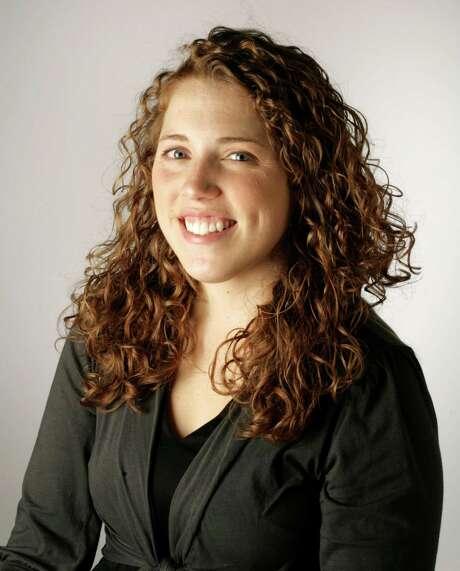 Kate Shellnutt (Belief channel producer) Staff Mug. (BILLY SMITH II/CHRONICLE) Photo: Billy Smith II / Houston Chronicle