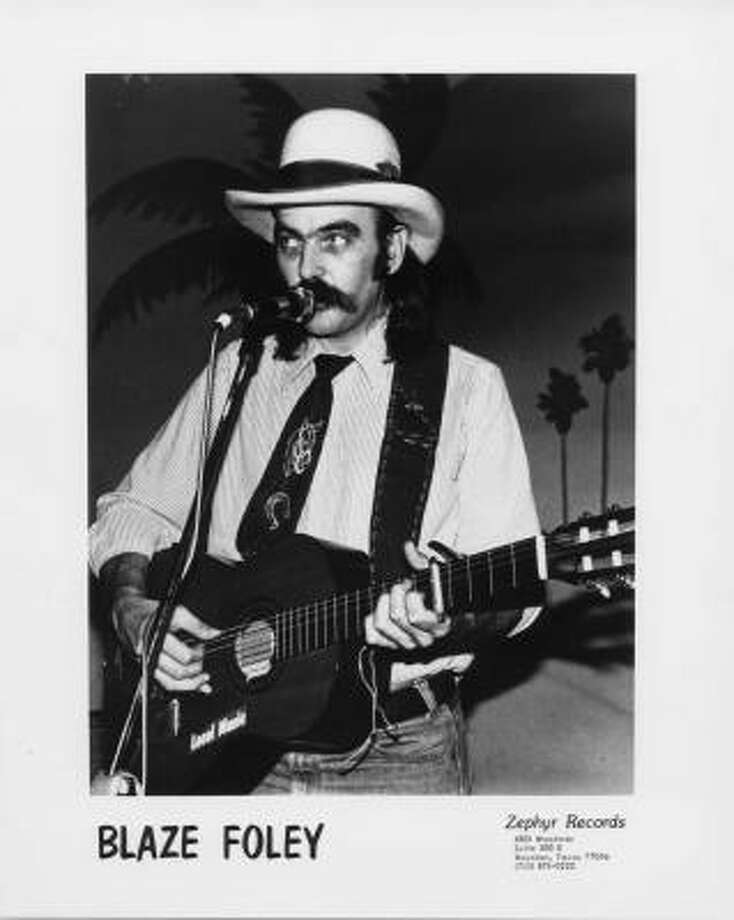 Blaze Foley's music and life are the subject of a new documentary. Photo: Zephyr Records