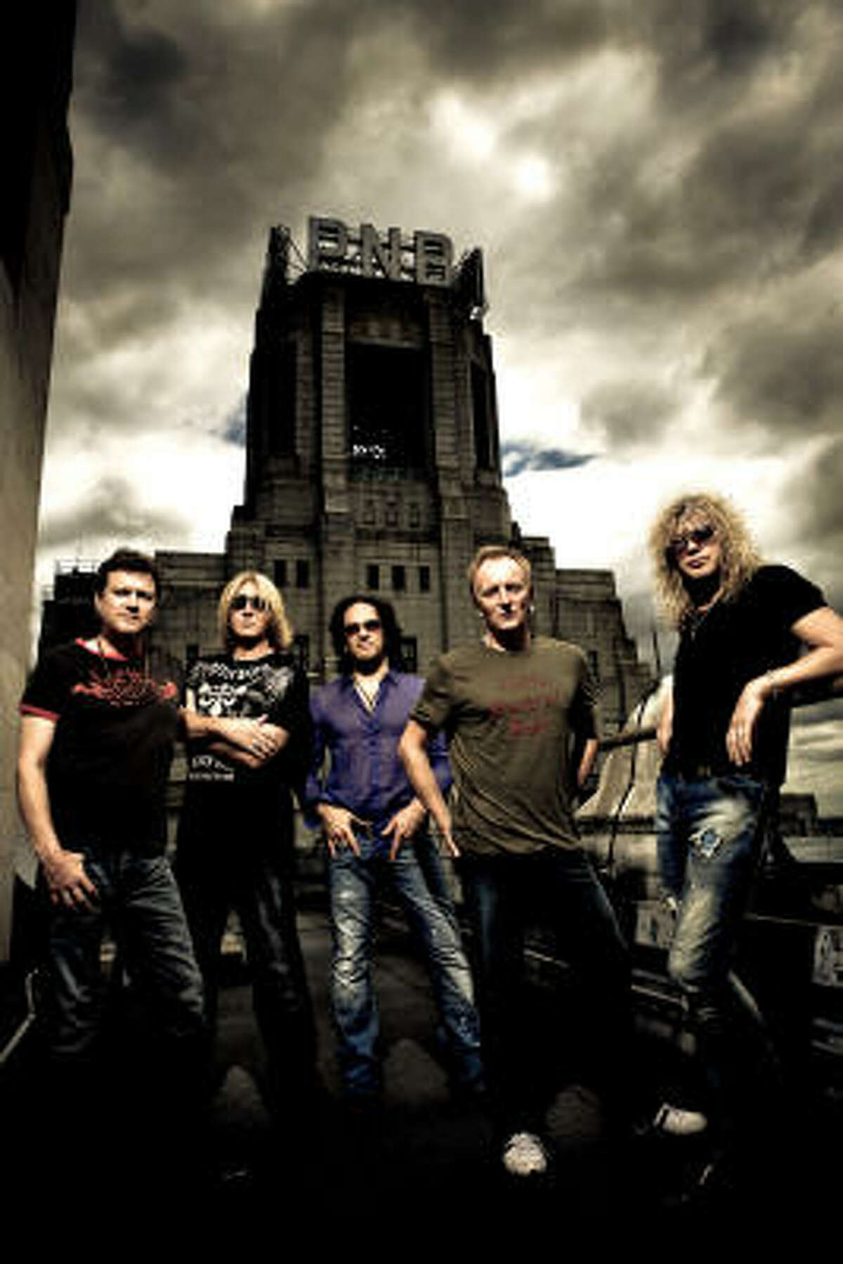 Rock icons Def Leppard have sold more than 65 million albums.
