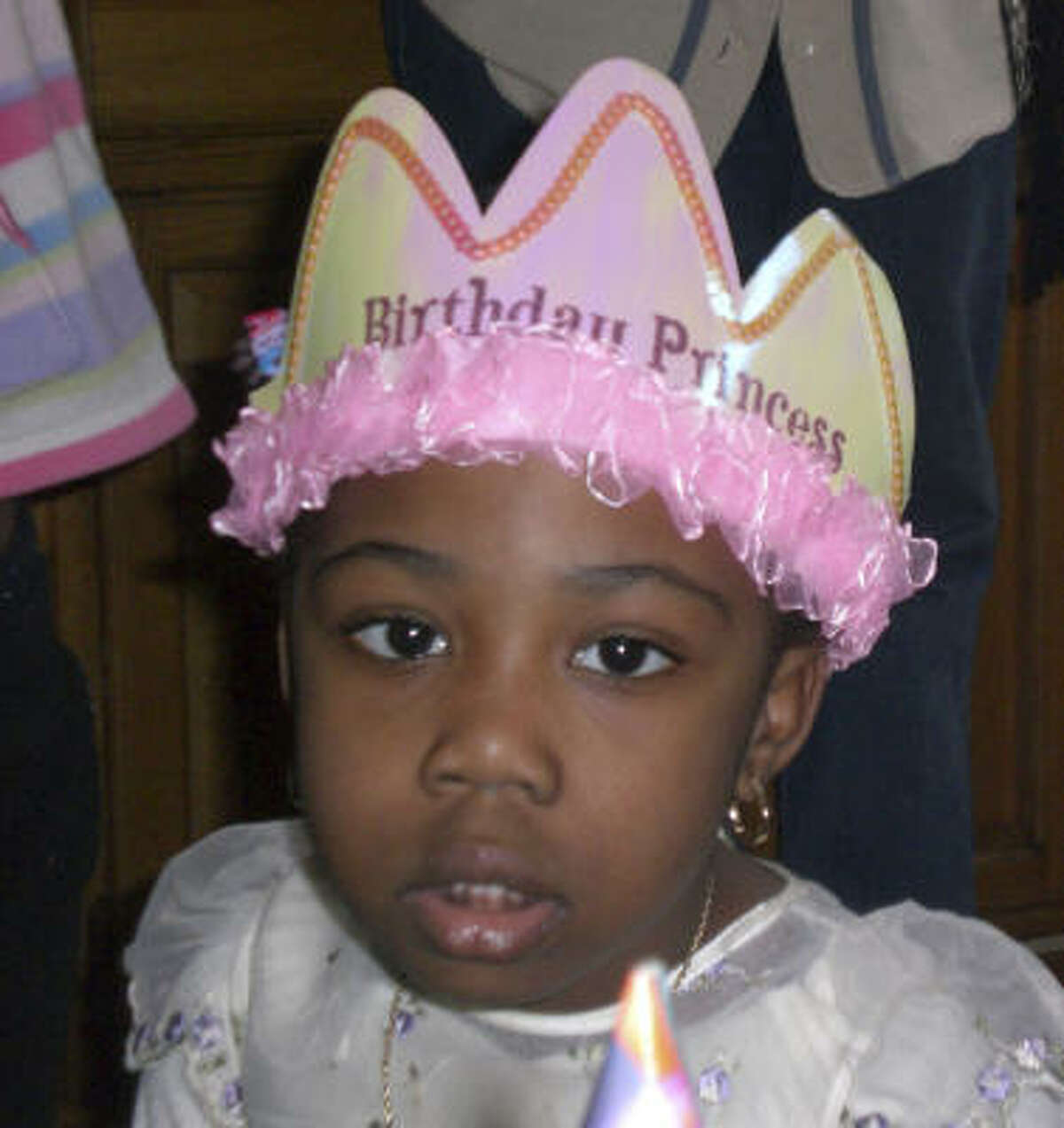Bianca Revelus, 5, was decapitated by her brother in front of the police.