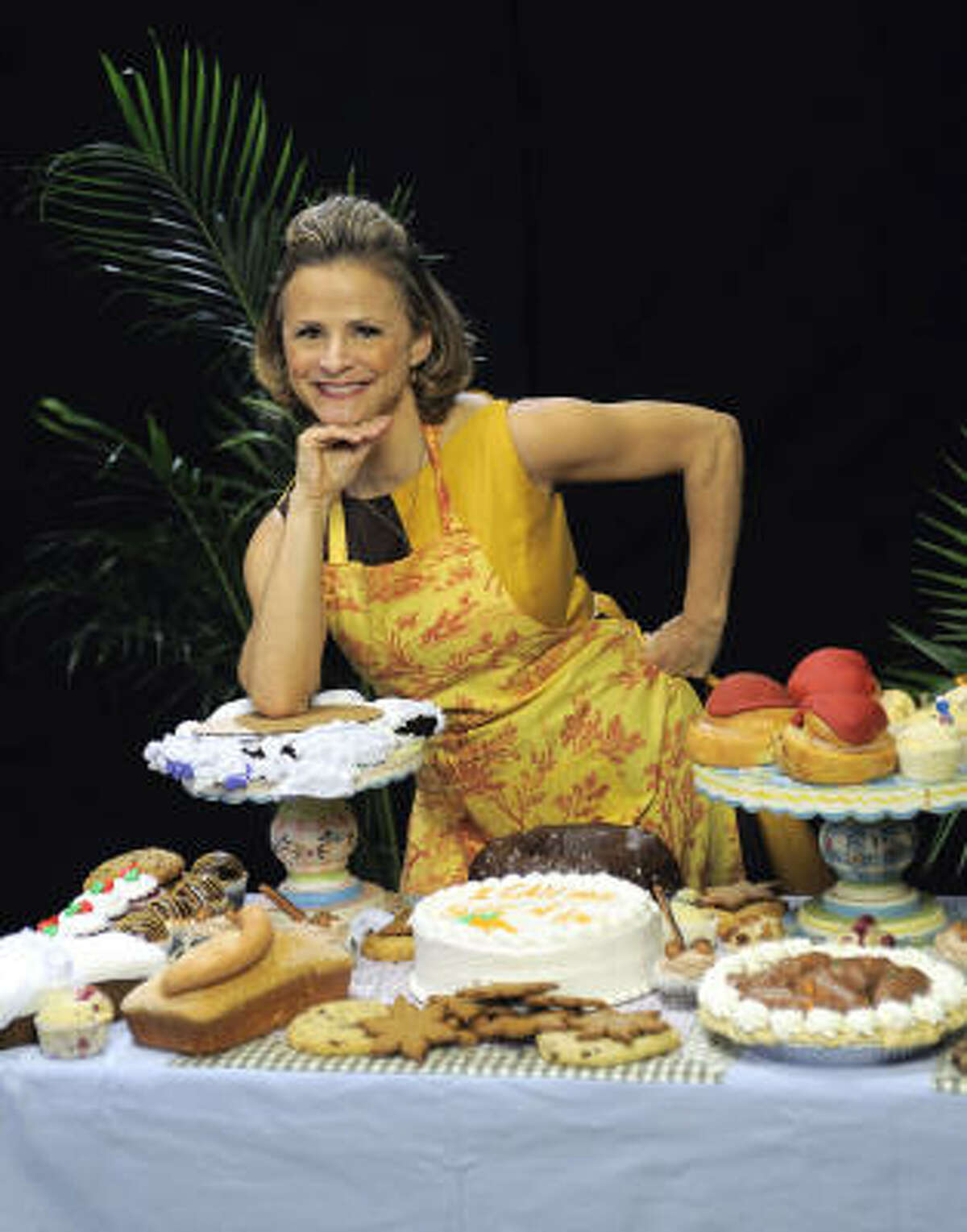 Amy Sedaris narrates film clips on PBS' Make 'Em Laugh, which showcases the most hilarious men, women and moments in American entertainment and why they made us laugh.