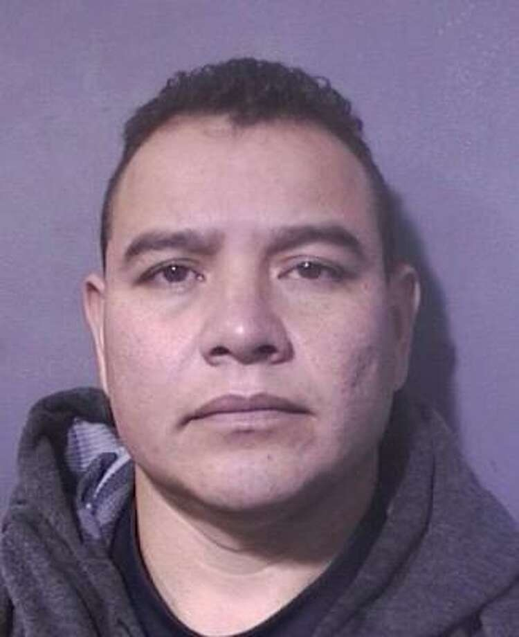 Saul Noe Trejo, 37, was arrested on a charge of aggravated promotion of prostitution last week. Photo: Harris County Sheriff's Office