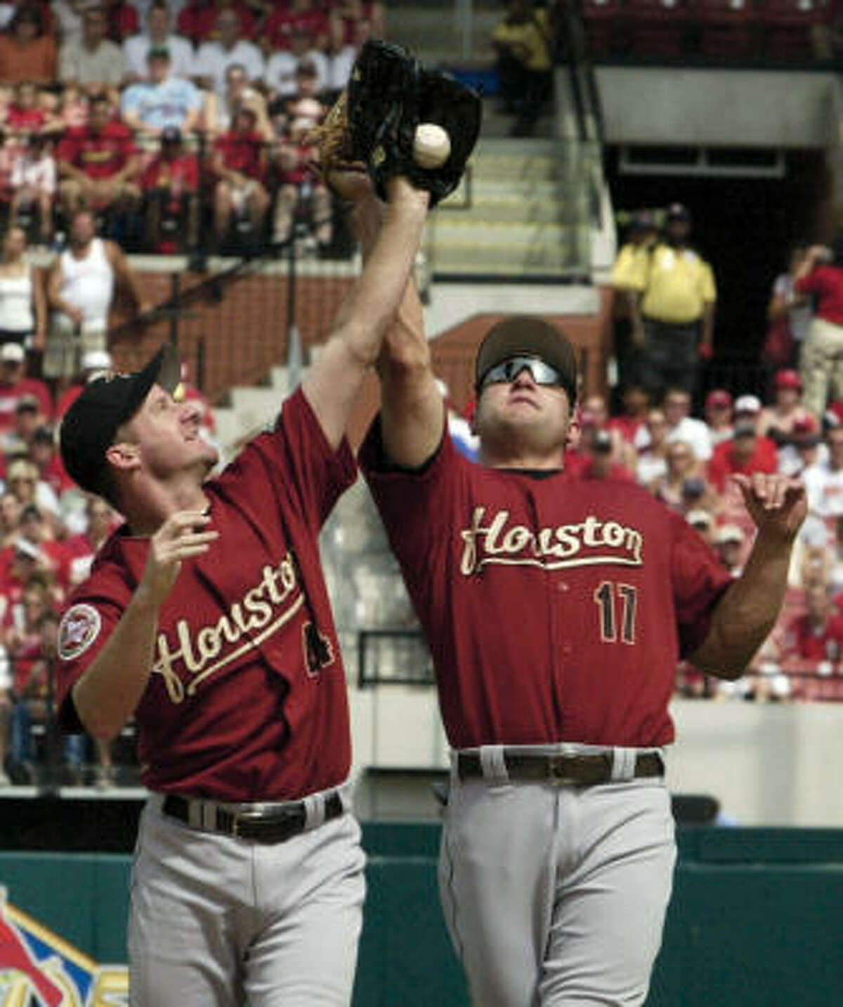 Lance Berkman and Roy Oswalt may be remembered as the best of their generation, Richard Justice says.