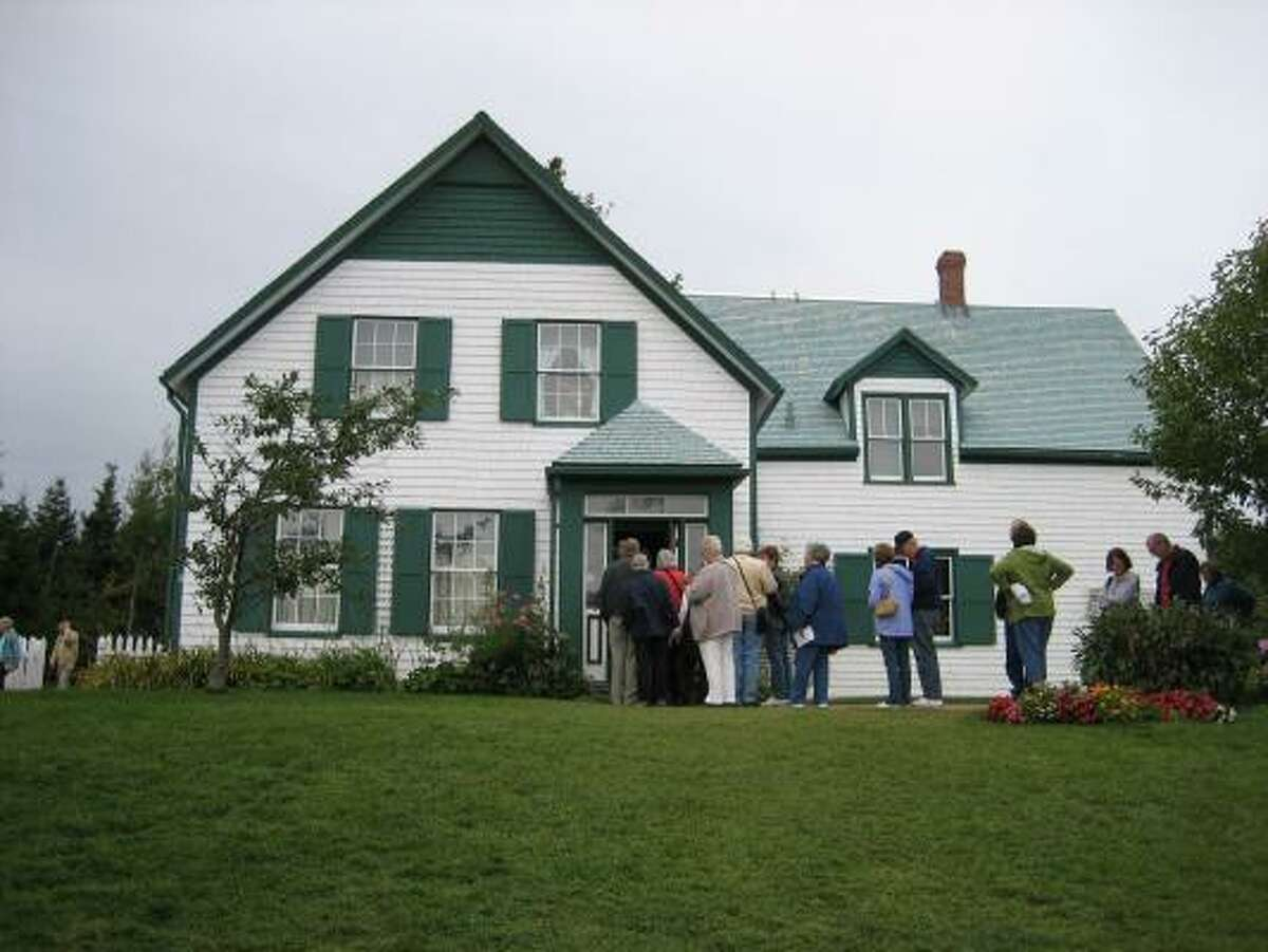 Green Gables, which is set in a beautiful woods, has two featured walks: a lover's lane and a haunted woods walk.