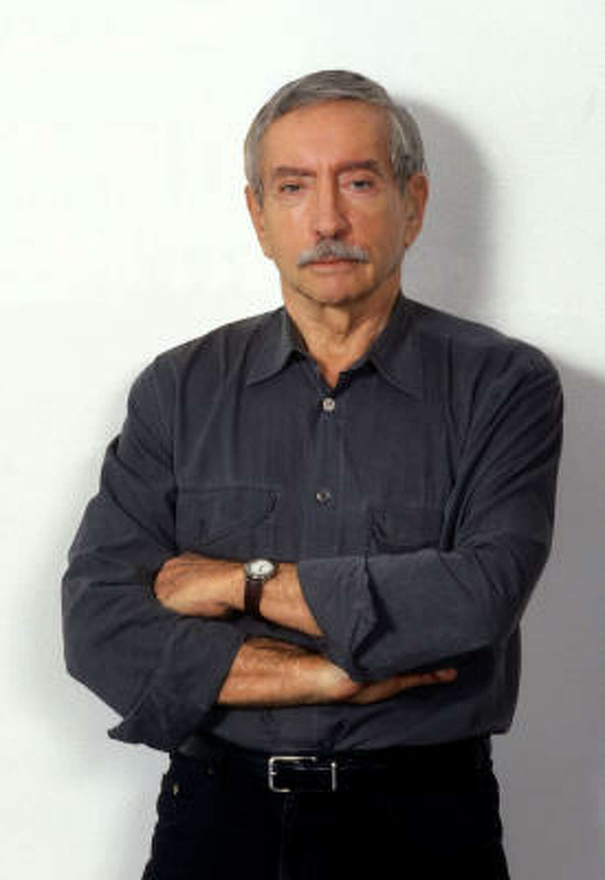 Playwright Edward Albee, who is famous for such plays as Who's Afraid of Virginia Woolf? and Three Tall Women, taught at UH each spring semester from 1989 to 2003.