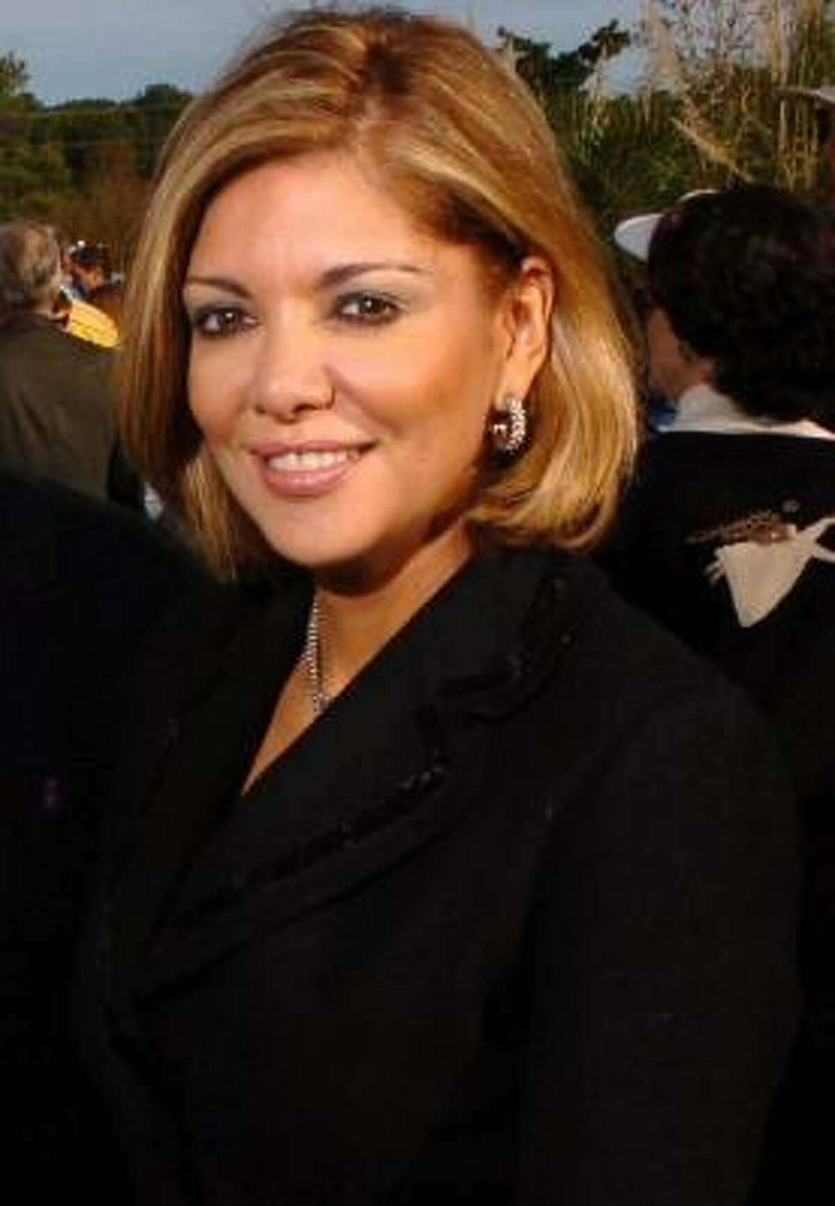 UH and South Texas College of Law alum Eva Guzman is a former family court judge.