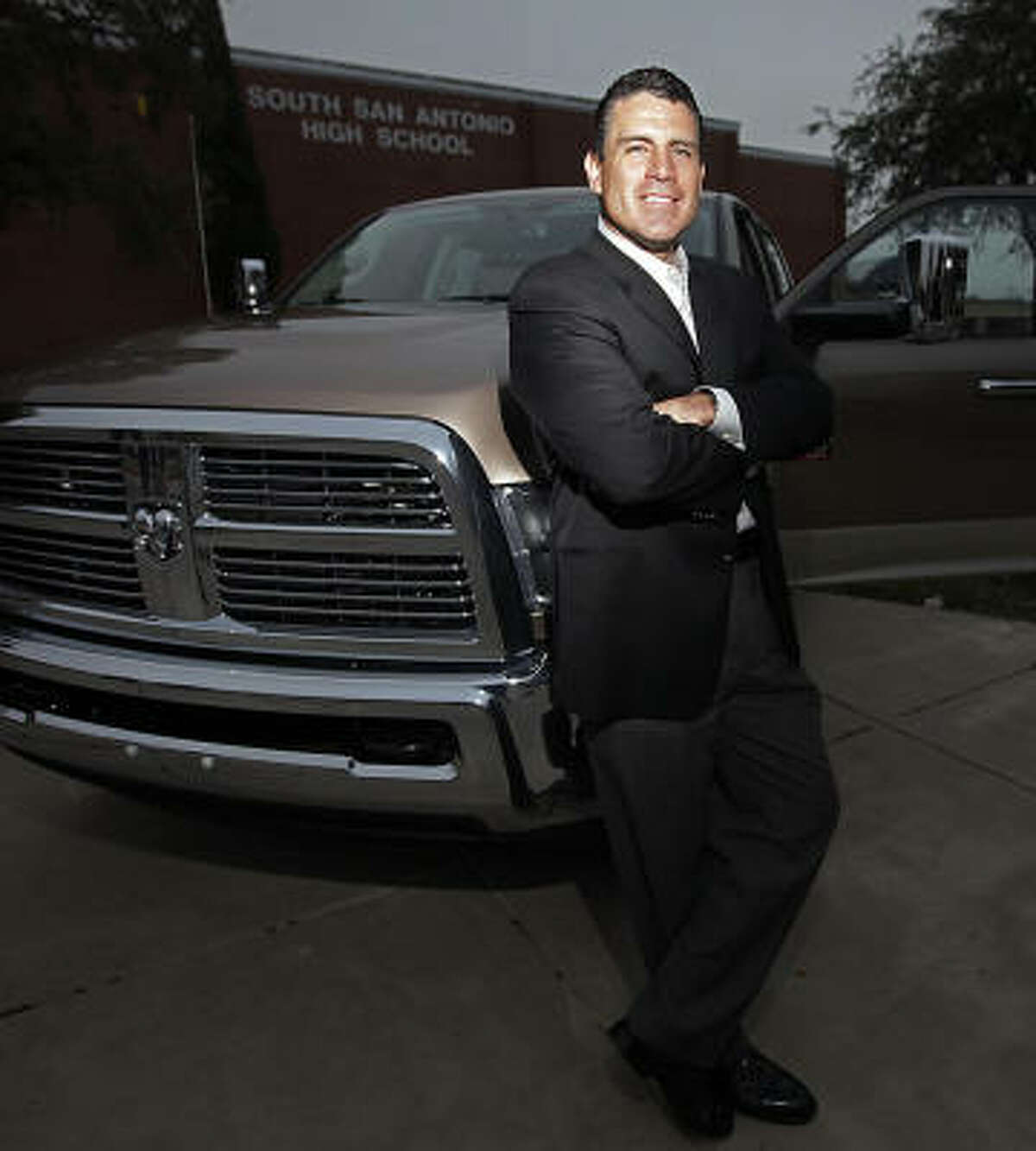 Fred Diaz is the new CEO of the Ram (formerly Dodge Ram) truck brand. He is a 20-year Chrysler veteran.