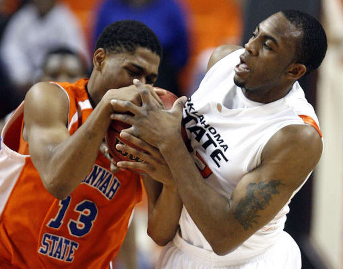 James Anderson and Oklahoma State bring a streak of six wins against Texas A&M.