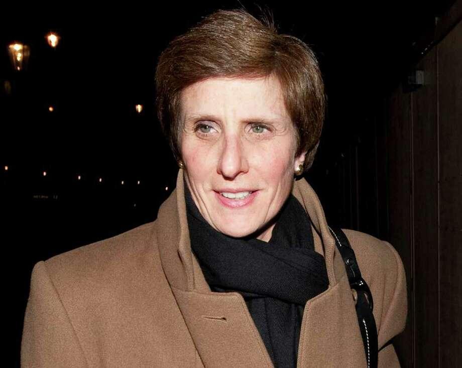 13. Irene Rosenfeld, Chief Executive Officer Kraft Foods Photo: CARL COURT, Stringer / AFP
