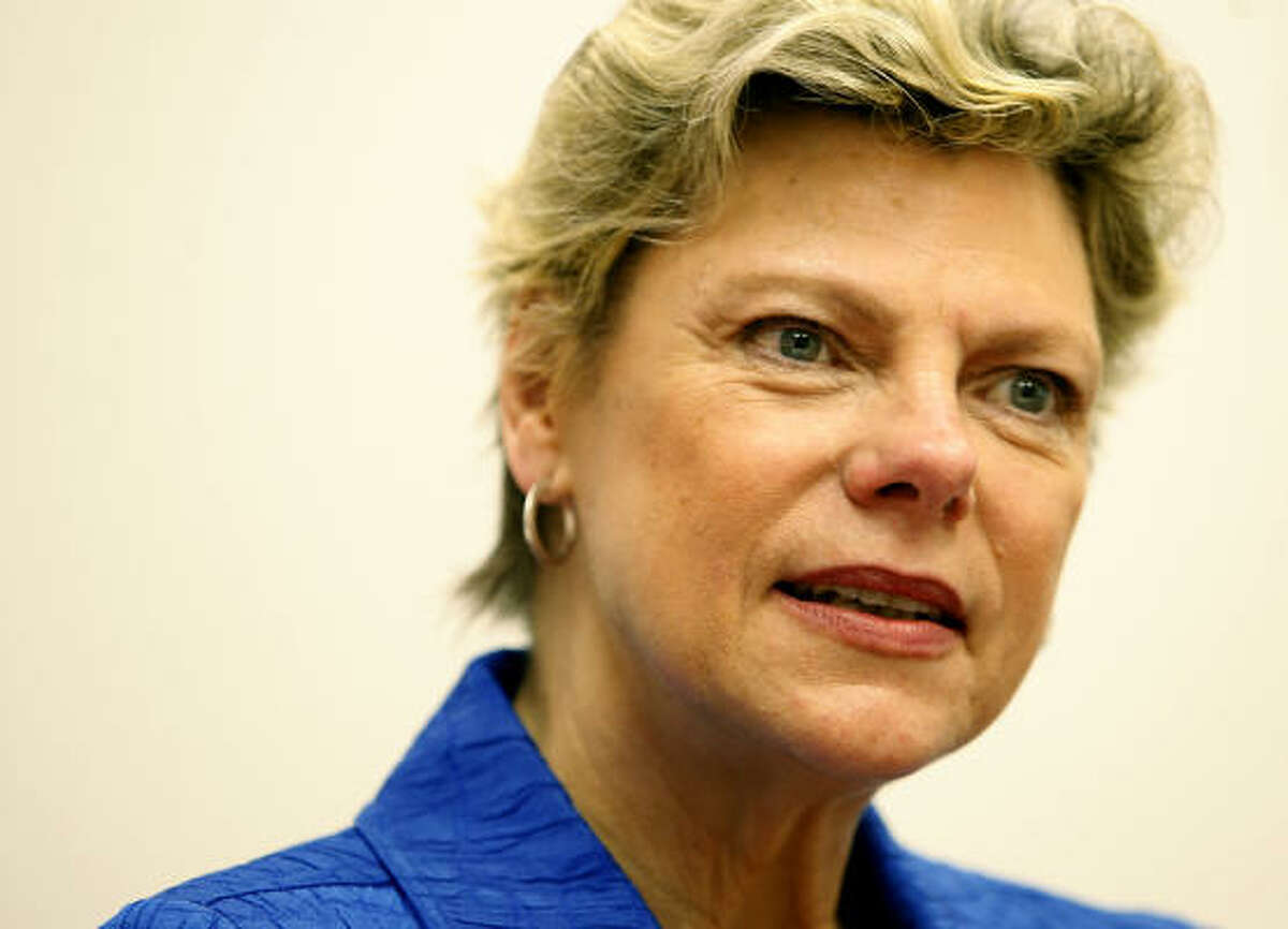 Cokie Roberts, author, political commentator and NPR analyst, recently discussed the 10th- anniversary edition of her book,