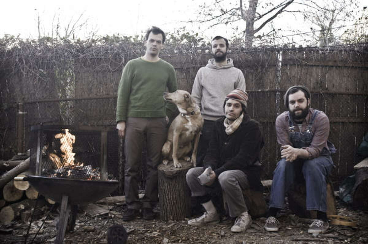 The members of mewithoutYou