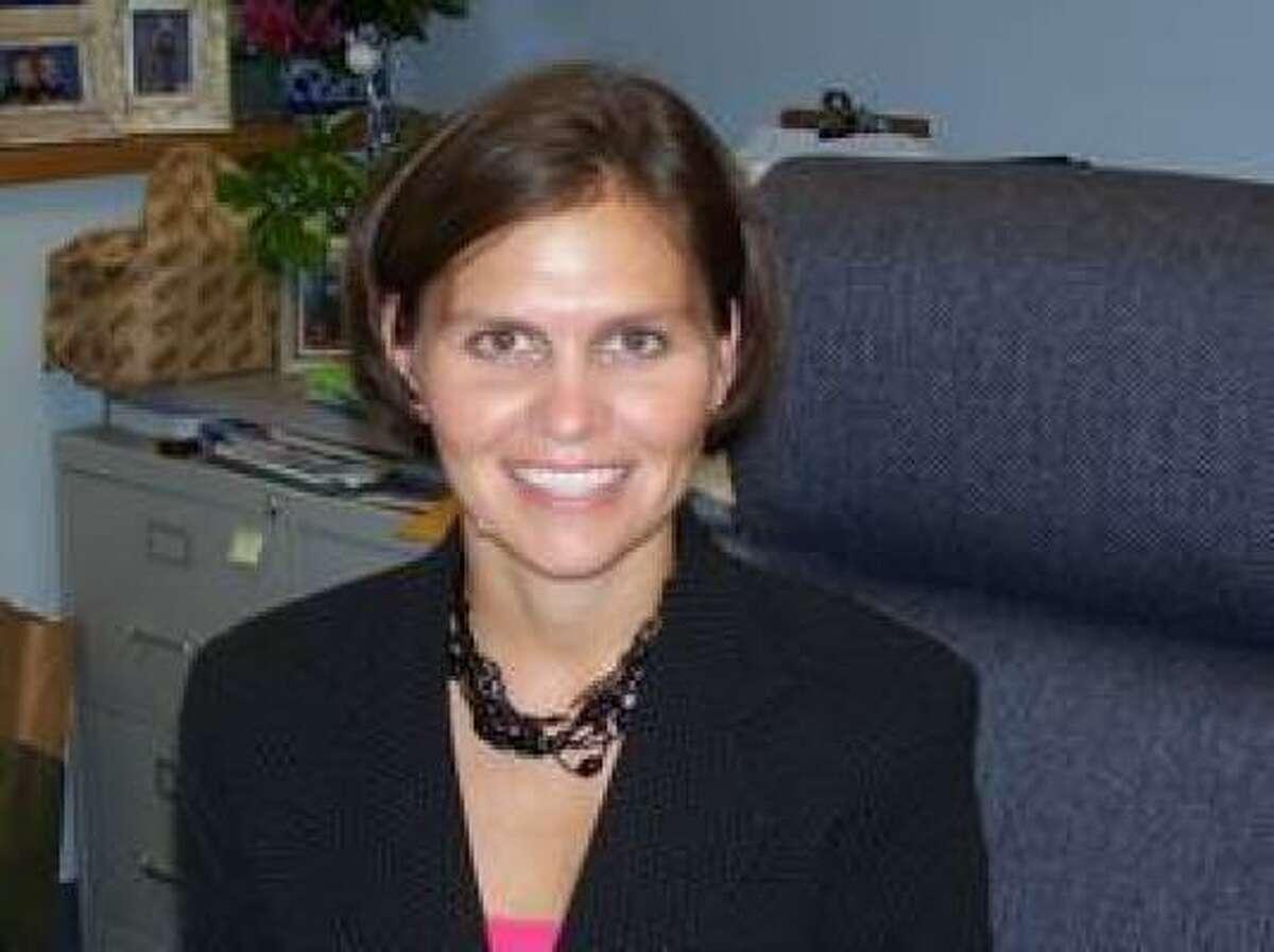 Principal Jeanna Sniffin, Needville Elementary School