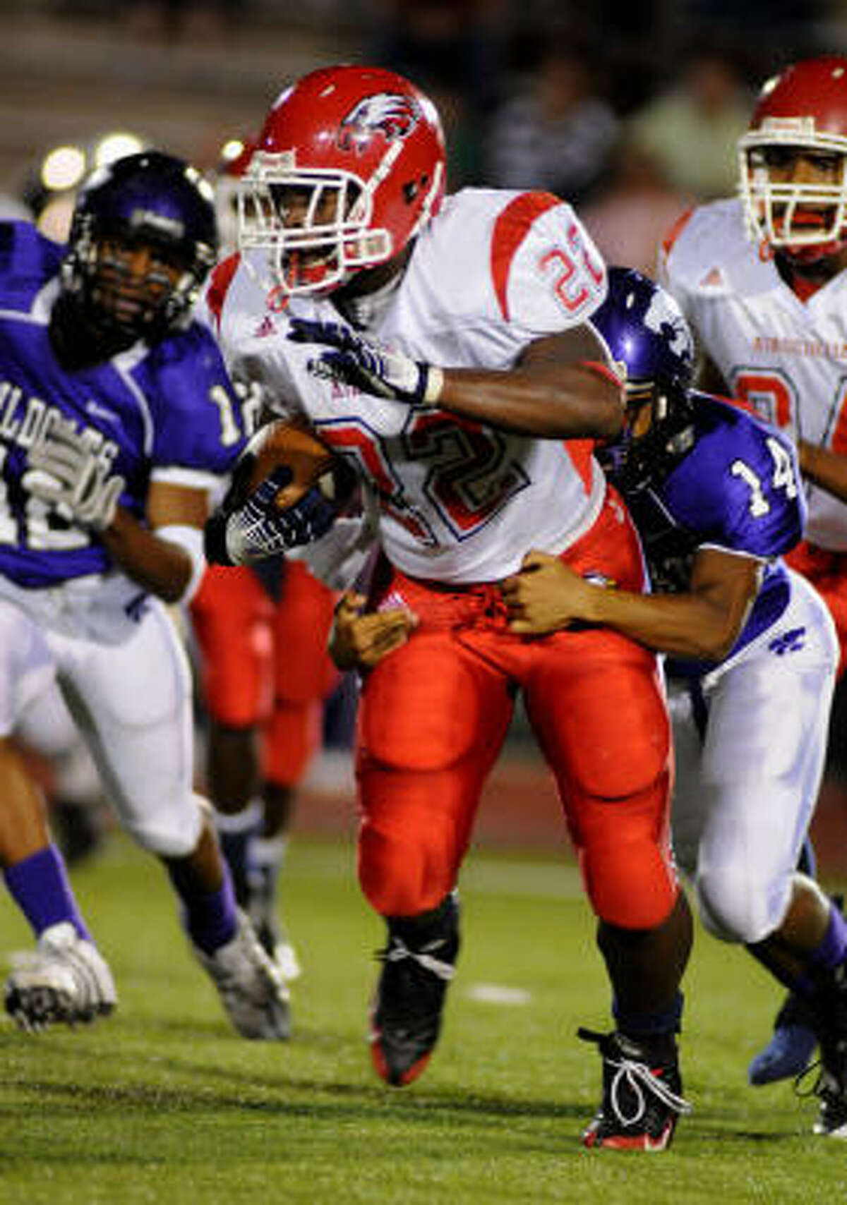 Atascocita running back Kent Brooks has committed to the University of Houston.
