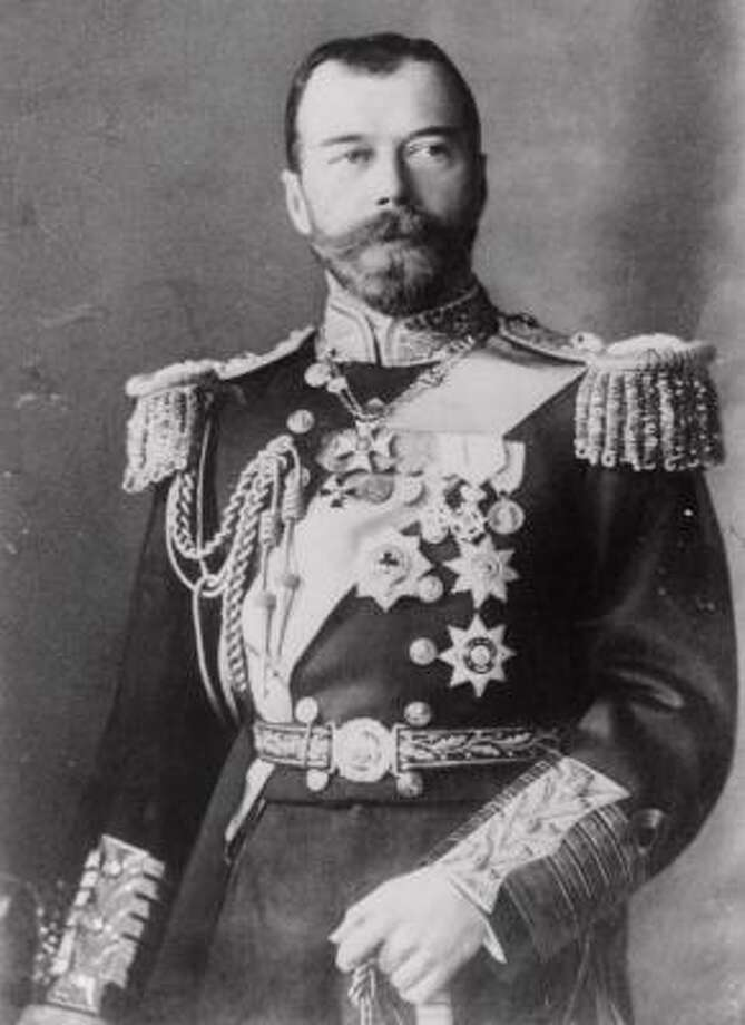 In 1992, Dr. Michael Baden and others determined that skeletal remains found a year earlier in Siberia were those of Tsar Nicholas II, other members of the Romanov royal family and their servants. Photo: Associated Press File