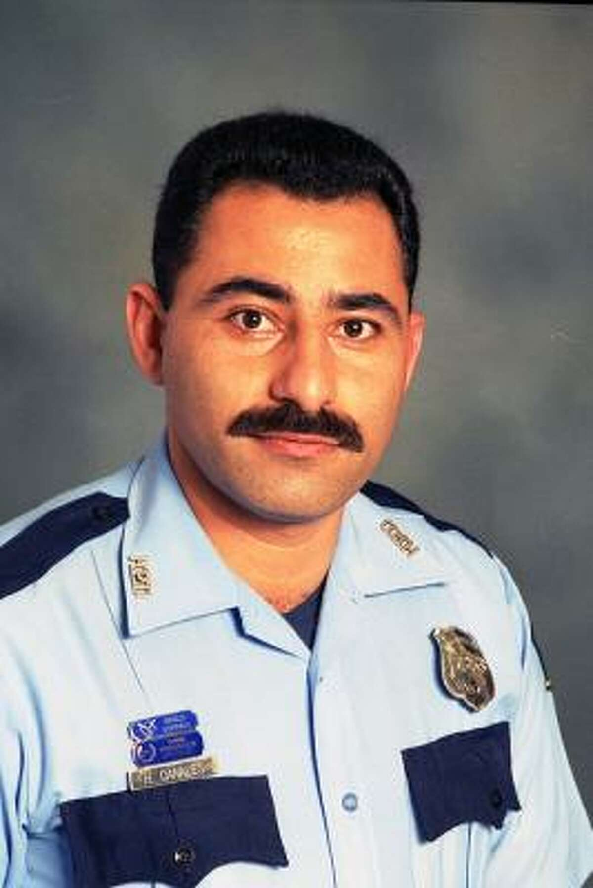 Houston Police Department Senior Officer Henry Canales.