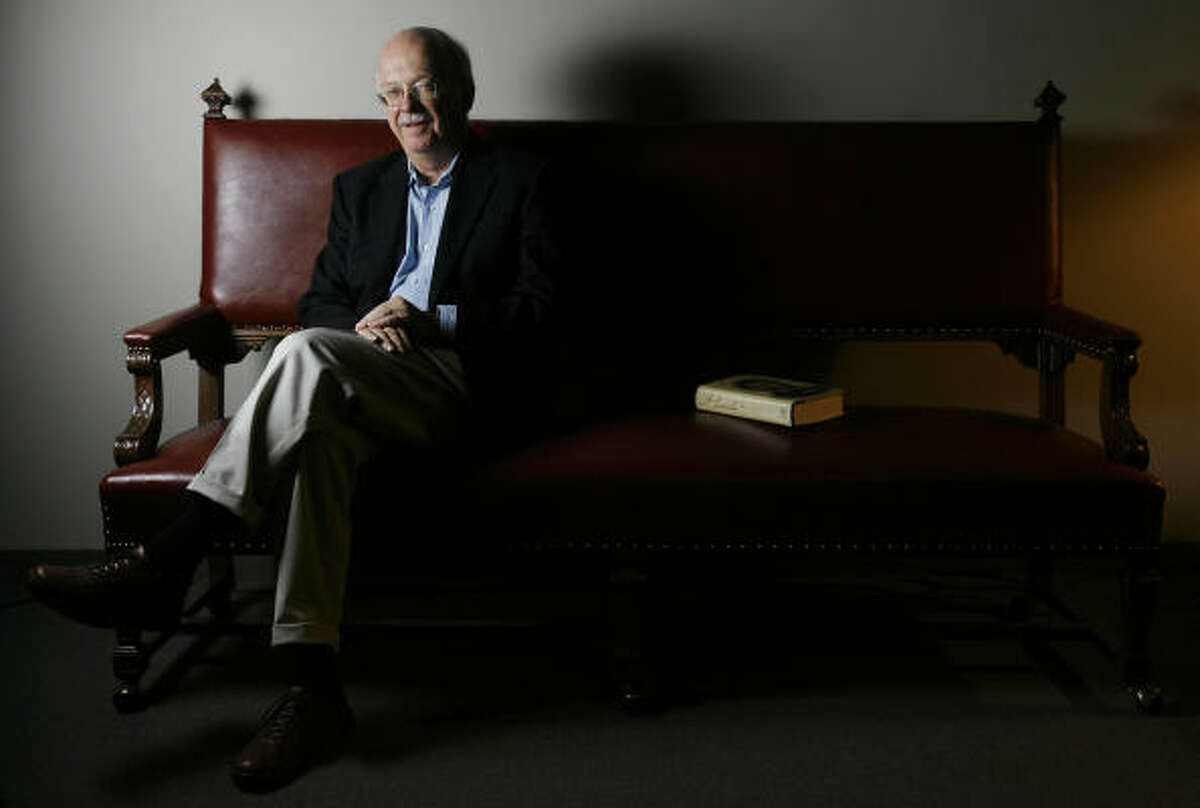 Historian Ronald White says Abraham Lincoln was a man with ideals.