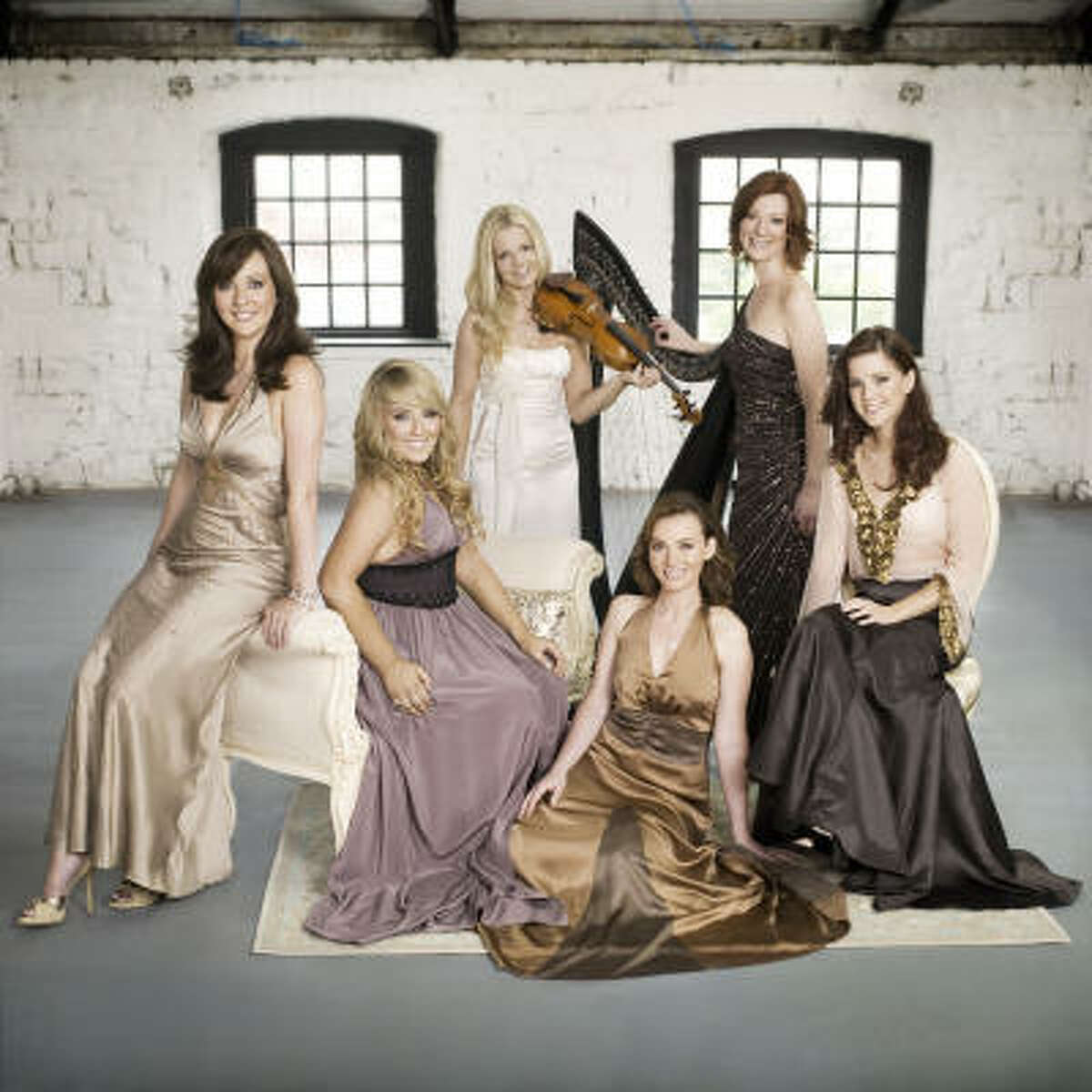 PLEDGE-DRIVE SPECIAL: Celtic Women perform Thursday at 8:30 p.m. on Channel 8.