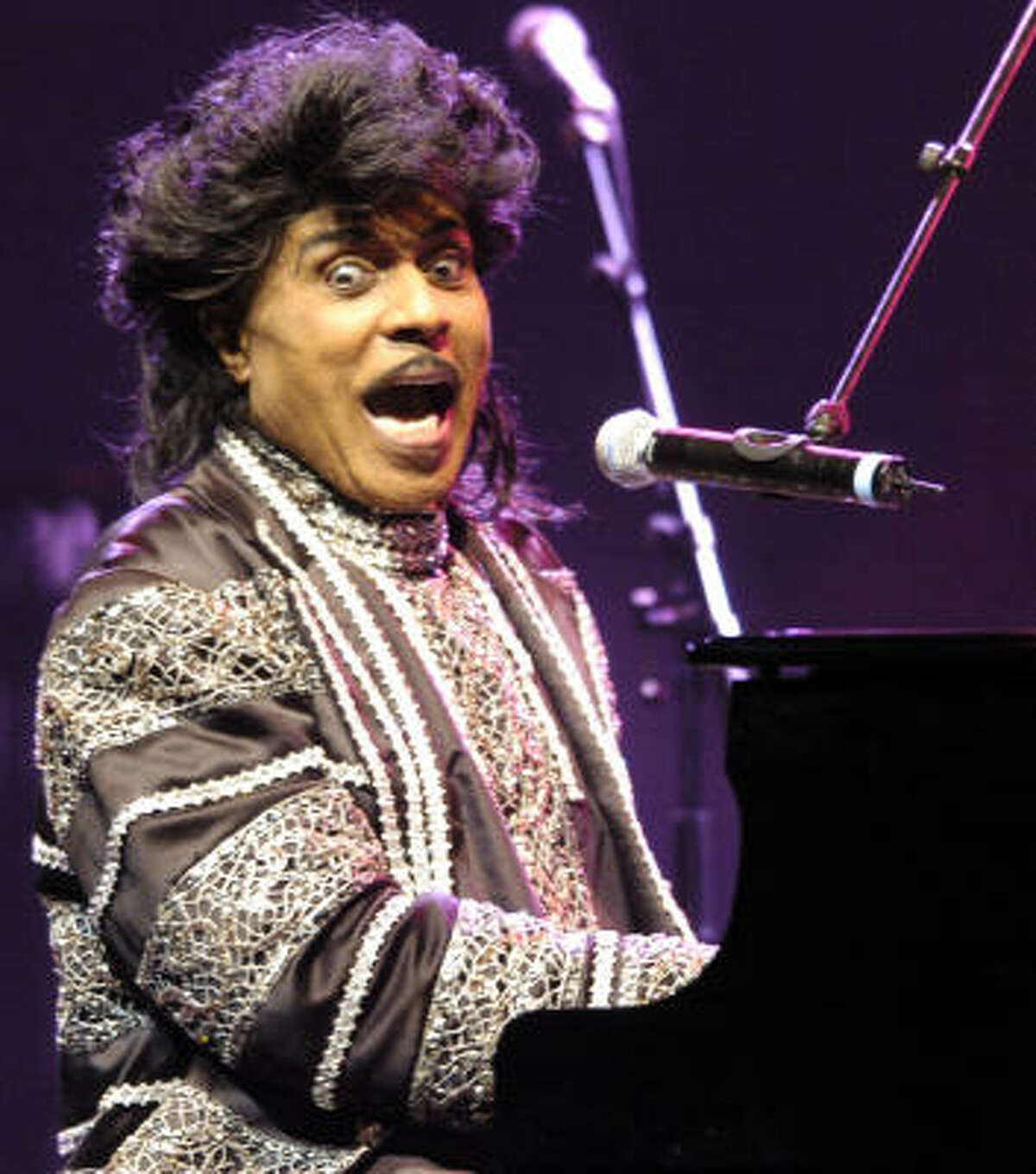 ROCK 'N' ROLL FOR DONATIONS: Little Richard will be part of a '50/'60s/pop/doo-wop revival special on pbs.