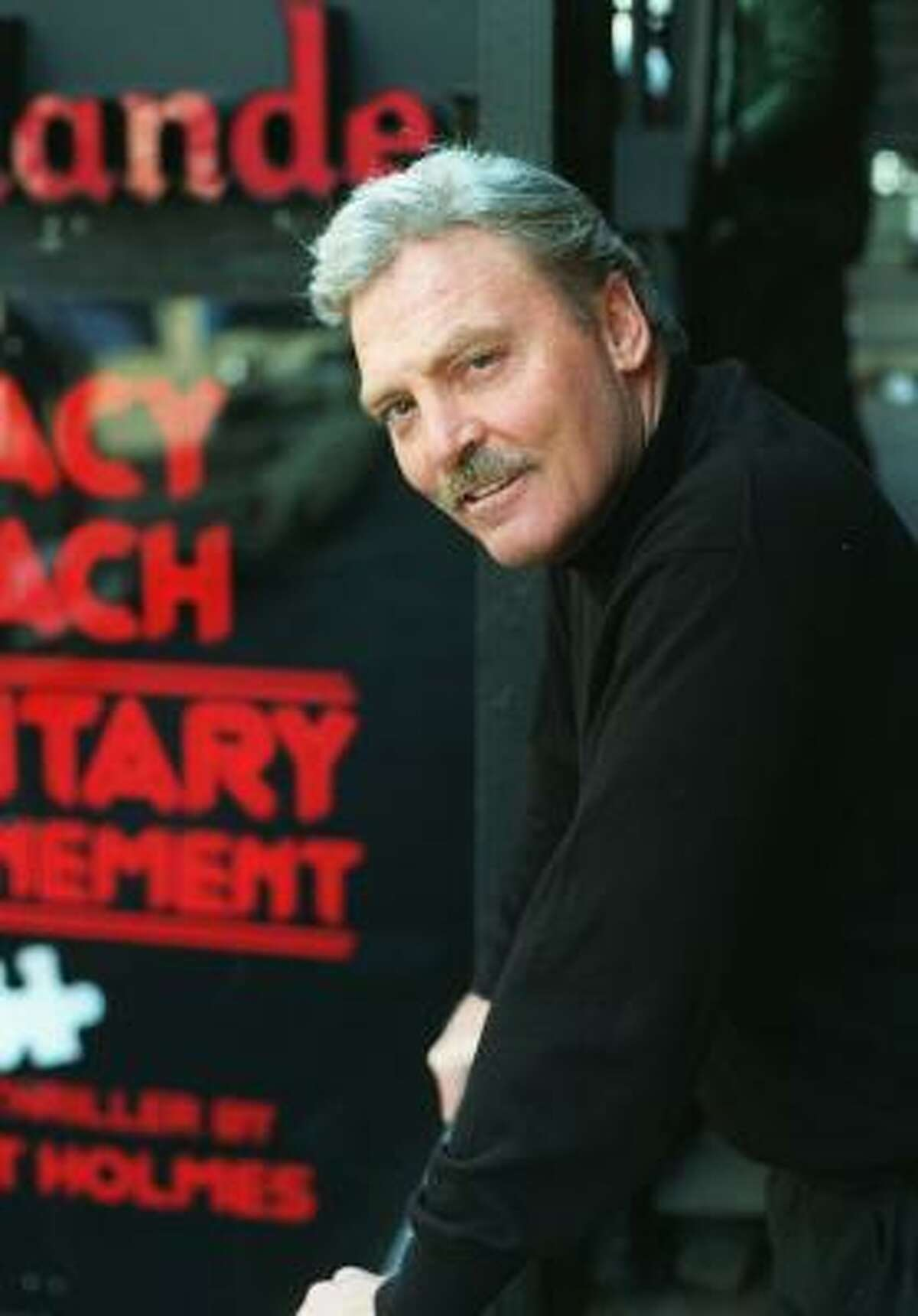 Actor Stacy Keach is recovering after suffering a mild stroke.