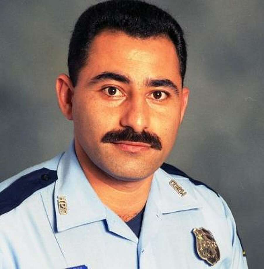 Henry Canales was working undercover when he was killed. Photo: HPD
