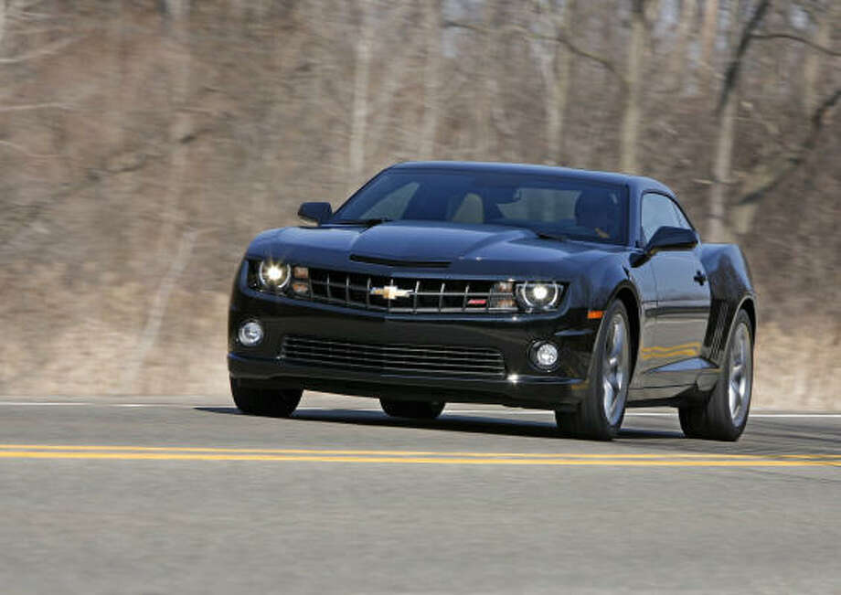 Chevy's new-generation Camaro blends old-school charisma