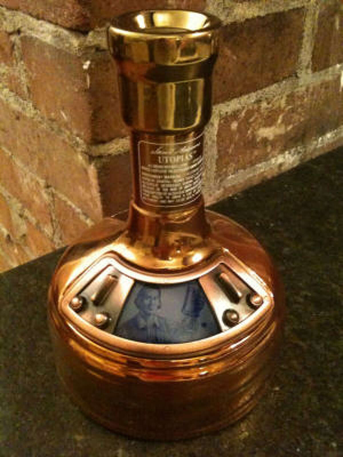 At 27 percent alcohol by volume, the 2009 Utopias from Samuel Adams is the strongest beer around.