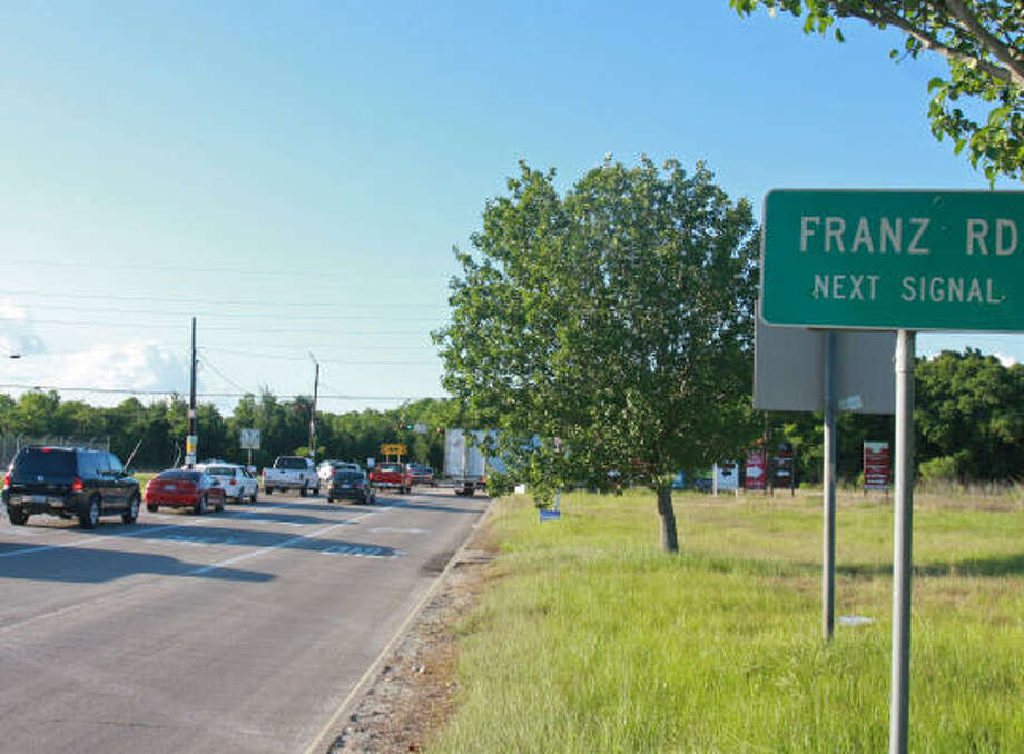 The Grand Parkway is among Texas roads where federal stimulus money will be spent. Photo: Gary Fountain, For The Chronicle