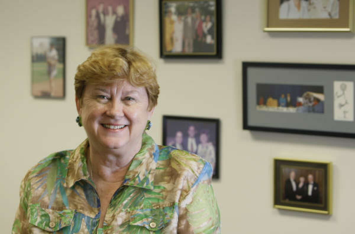 Harris County Clerk Beverly Kaufman has won praise from all sides of the political spectrum.