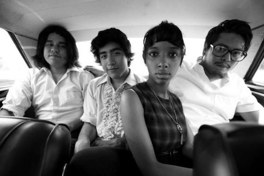 The Tontons will play a CD release show at Cactus Music today. Photo: COURTESY PHOTO