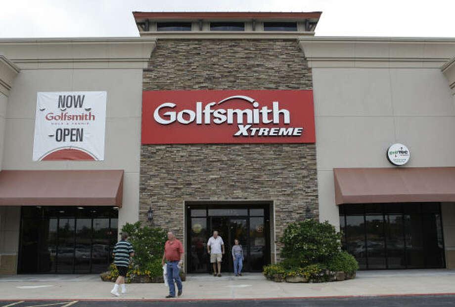 Bankrupt Golfsmith plans to close Houston store - Houston ... Golfsmith