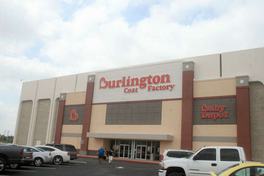 NEW ADDITION: Burlington Coat Factory added another store to Almeda Mall. Photo: Pin Lim, For The Chronicle