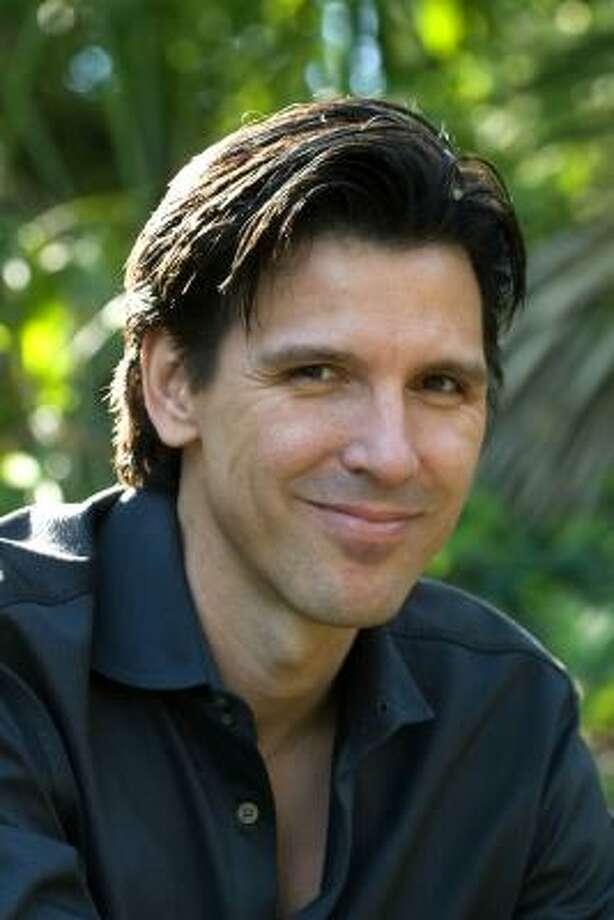 Author Oscar Casares also teaches creative writing at the University of Texas as Austin. Photo: Marsha Miller