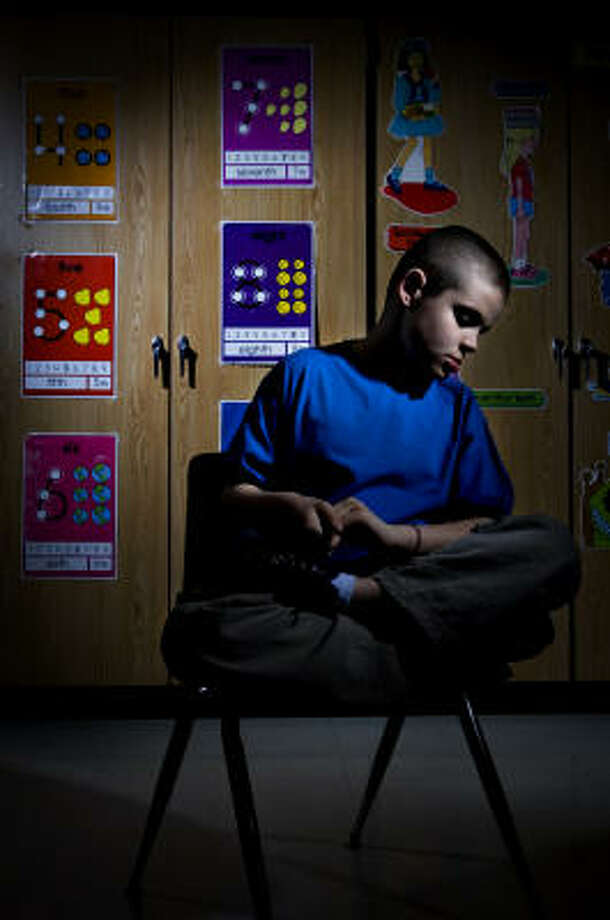 Miguel Favela survived an overdose of insulin at Lufkin State School. Photo: Eric Kayne, Chronicle