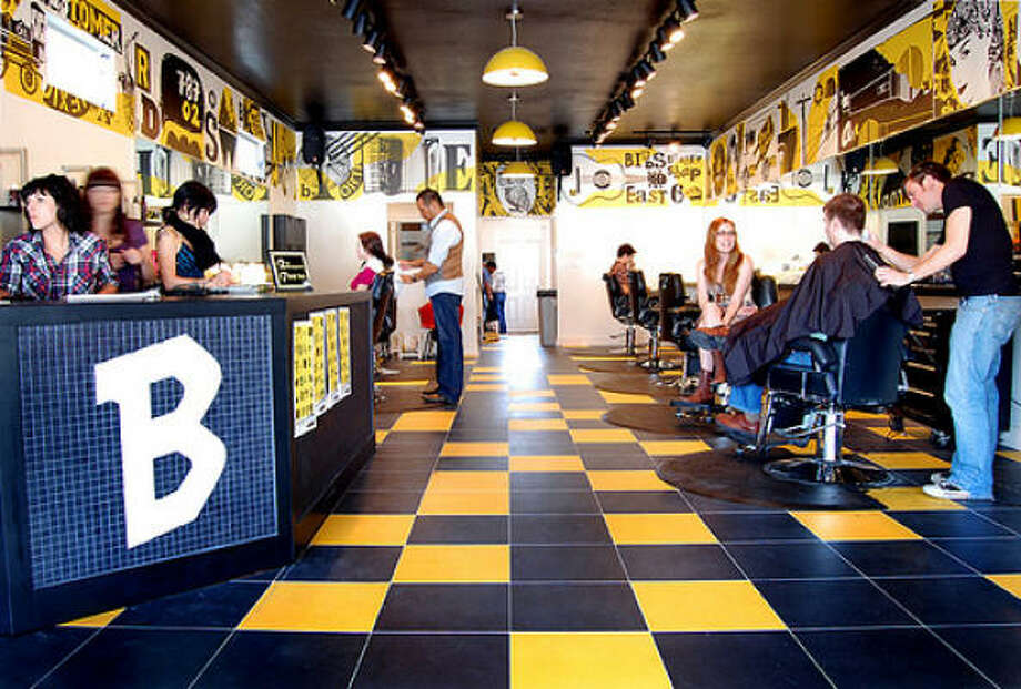 Birds Barbershop is a popular place for haircuts in Austin. Photo: Birds Barbershop