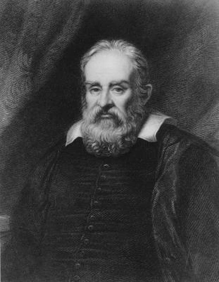 In 1633, astronomer Galileo Galilei was forced to recant his assertion that the Earth orbits  the sun. Photo: ASSOCIATED PRESS