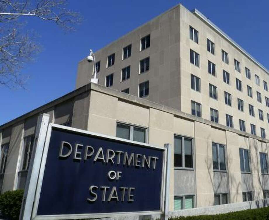Walter Kendall Myers had been worried for some time that his name was on a list of suspect employees at the State Department. Photo: J. Scott Applewhite, AP