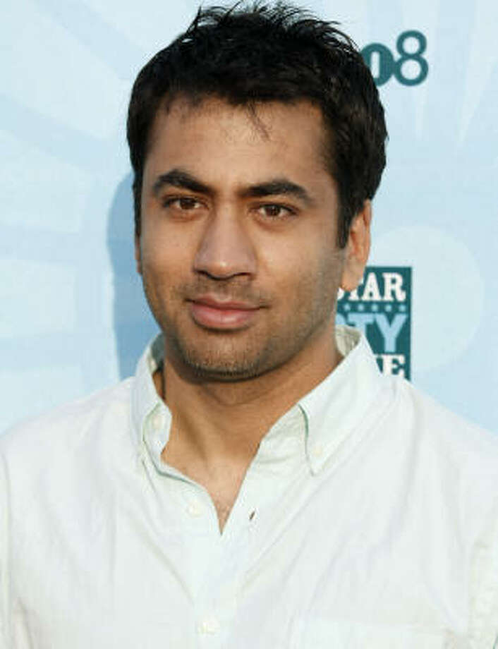 "Kal Penn had his character killed off of ""House"" to join Obama's staff. Photo: DAN STEINBERG, ASSOCIATED PRESS"