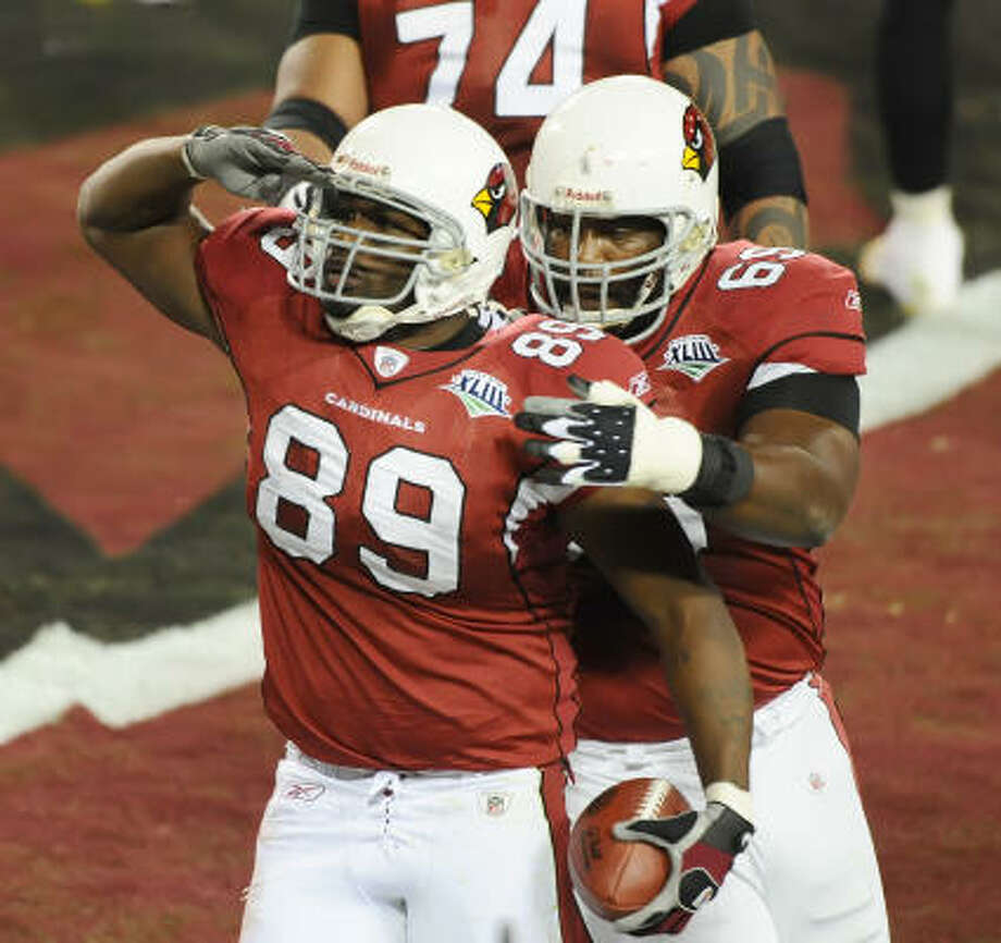 The Arizona Cardinals were able to use an 8-8 season as a springboard to a Super Bowl season. Photo: Lionel Hahn, MCT