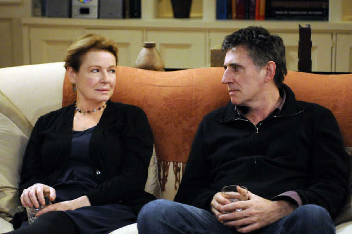 Dianne Wiest and Gabriel Byrne star in HBO's In Treatment.