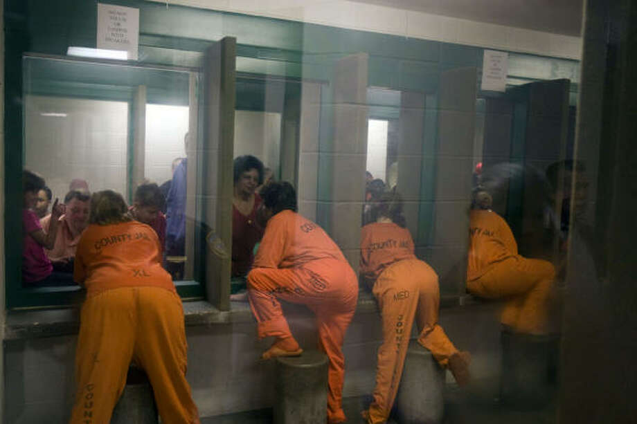 harris county jail inmate