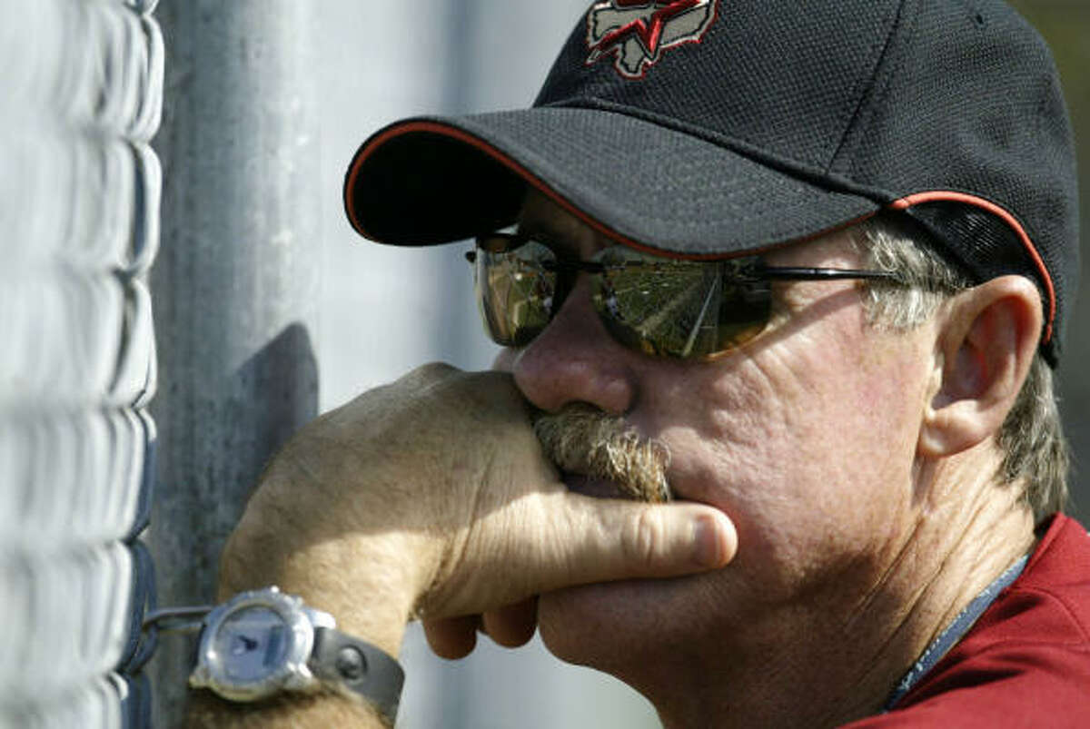 Phil Garner managed the Astros from 2004-07, gaining the job and losing the job in the middle of those seasons.
