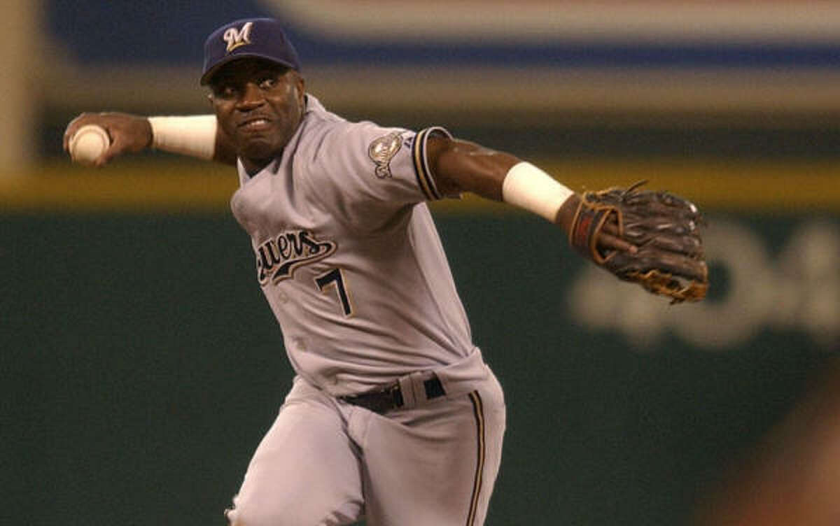 Eric Young brings the experience of a 15-year career spent as a second baseman and outfielder.