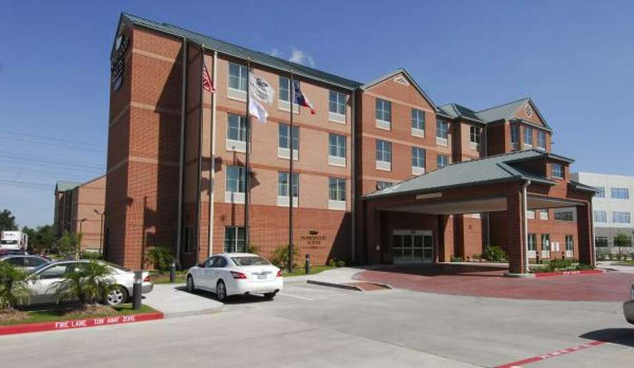 Homewood Suites is located at 13100 Wortham Center Drive. Photo: Tony Bullard, ALL