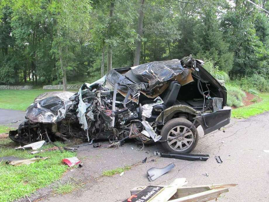 Jacqueline Brice, a 16-year-old from Ridgefield, was killed early in the morning of Thursday, Aug. 4, 2011 in a one-car crash on Keeler Drive. Photo: Libor Jany
