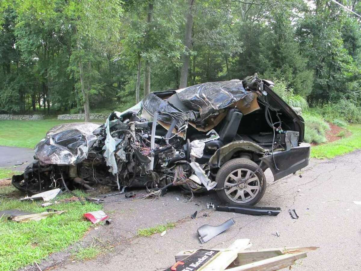Jacqueline Brice, a 16-year-old from Ridgefield, was killed early in the morning of Thursday, Aug. 4, 2011 in a one-car crash on Keeler Drive.