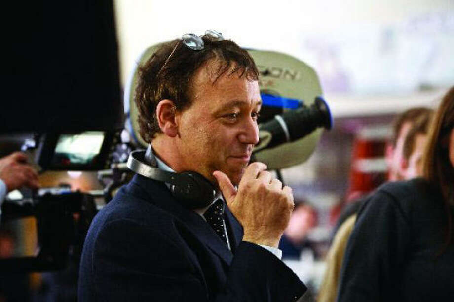 "Sam Raimi is a funny guy. He confirms, with very little prodding, that he laughs while he writes — worrying all the while ""that I will be terribly embarrassed when the movie comes out."" Photo: Universal Pictures"