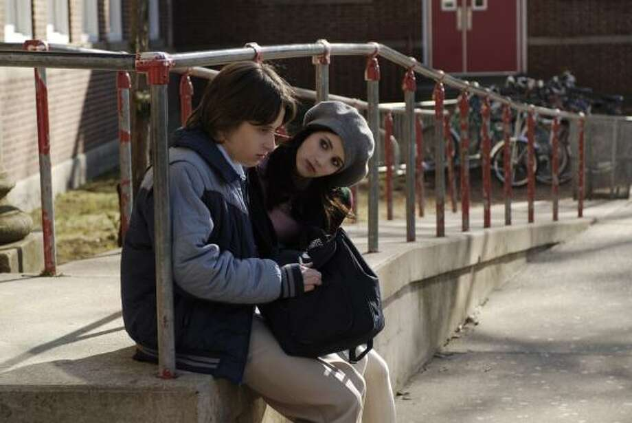 Rory Culkin and Emma Roberts star in Lymelife, a unique take on the dangers of the American Dream. Photo: SCREEN MEDIA FILMS