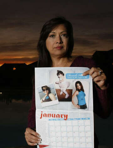 Olga Rodriguez has made a calendar that teaches young girls how to protect ...