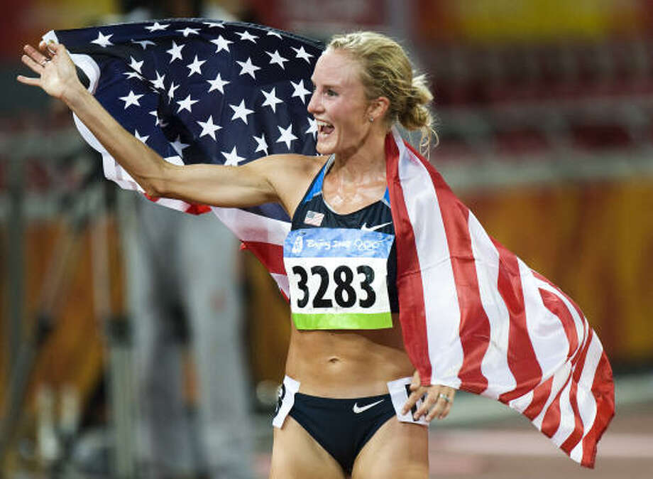 Shalane Flanagan said her challenges will include not attacking from the start and remaining focused during such a long event. Photo: Smiley N. Pool, Chronicle